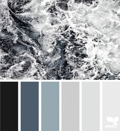 I think this closely represents my bed spread colors and goes with the dark cabinets