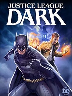 Justice League Dark -- You can find out more details at the link of the image.Note:It is affiliate link to Amazon.