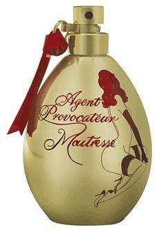 Perfume Maitresse de AGENT PROVOCATEUR. Otro de la colección, para la mujer con personalidad, atrapante magnetismo.