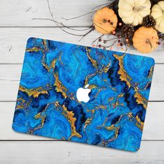 Your place to buy and sell all things handmade Apple Laptop Macbook, Macbook Pro Case, Macbook Air 11, Keyboard Cover, Marble, Bright, Touch, Beautiful Things, Handmade