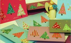 50+ Beautiful Diy & Homemade Christmas Card Ideas For 2013