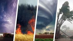 EXTREME WEATHER LIKE YOU'VE NEVER SEEN BEFORE! Earthquakes, Wildfires, I...  TruthUnveiled777 Published on Sep 8, 2017