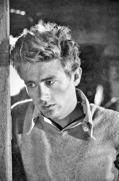 """James Dean in """"East of Eden"""", (1955)."""