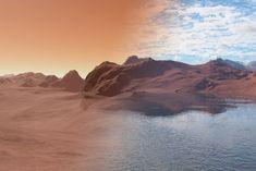 Gibt es flüssiges Wasser am Mars? Diese lange diskutierte Frage scheint nun geklärt. Forscher gaben am Mittwoch bekannt, einen unterirdischen See entdeckt zu haben. Der Salzburger Astronom Helmut Windhager sieht damit die Bedingungen gegeben, eine Marsbasis zu errichten.