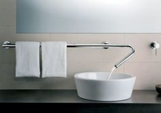 Canali Modular Bathroom Faucet by Neve