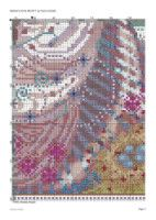 "Gallery.ru / cnekane - Альбом ""Dama 8"" Cross Stitch, Rugs, Sewing, Home Decor, Dots, Crossstitch, Homemade Home Decor, Dressmaking, Couture"