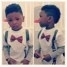 Black Little Boys Haircuts 2015 Lil Boy Haircuts, Black Boy Hairstyles, Toddler Boy Haircuts, Toddler Boys, Mixed Boys Haircuts, Short Haircuts, Hairstyle Short, Little Black Boy Haircuts, Swag Hairstyles
