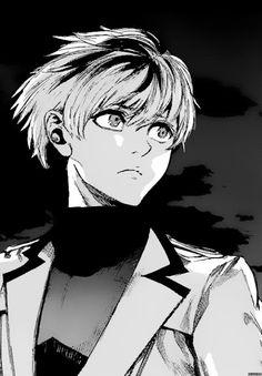 Tokyo Ghoul:re Haise Sasaki