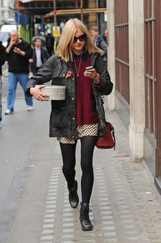 Fearne Cotton Photo - DJ Fearne Cotton After Her Show