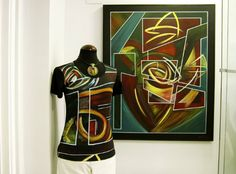 Vas Hecha un Cuadro: prendas con mucho arte en Bilbao   DolceCity.com