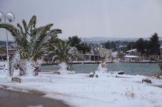 Λευκή πολιτεία: Η εντυπωσιακή φωτογραφία από τη Σκόπελο που σαρώνει στο διαδίκτυο!