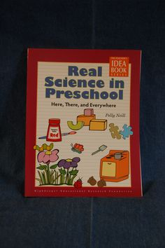 Real Science in Preschool