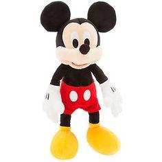 Shop for Weekend Clearance AU   Patpat AU, Cfjump.com - DealsPlus Mickey Mouse Y Amigos, Disney Mickey Mouse, Baby Disney, Mickey Mouse And Friends, Walt Disney Store, Disney Stuffed Animals, Plush Animals, Vintage Disney, Plush Dolls