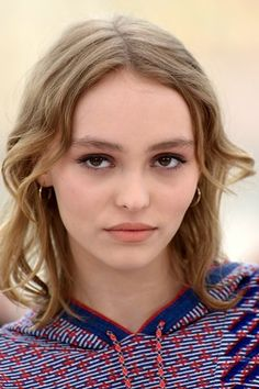 Lily Rose Depp at Cannes
