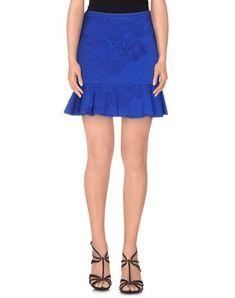 ROBERTO CAVALLI Mini Skirt. #robertocavalli #cloth #skirt