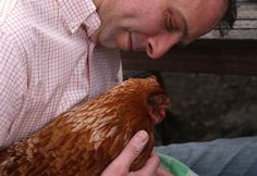It is difficult for many people to understand why anyone would keep chickens, if not for their eggs or meat. This story is for them.