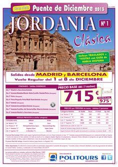 Puente de Diciembre JORDANIA, salida 1/12 desde Madrid y Barcelona (8d/7n) p. f 975€ ultimo minuto - http://zocotours.com/puente-de-diciembre-jordania-salida-112-desde-madrid-y-barcelona-8d7n-p-f-975e-ultimo-minuto/