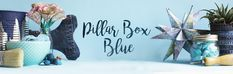 Pillar box blue is all about craft and upcycling.  Follow me as I craft and revamp the things around me.  The site is full of tutorials to help and inspire you to create.