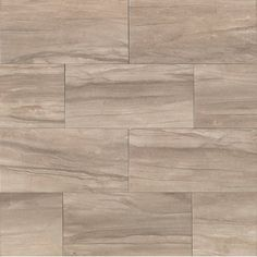Bedrosians Athena Field x Porcelain Glazed Tile in Ash Glass Mosaic Tiles, Wall Tiles, Be Design, Best Floor Tiles, Glazed Tiles, Outdoor Tiles, Tiles Texture, Seamless Textures, Brick And Stone