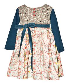 Another great find on #zulily! Maple Piper Dress - Toddler #zulilyfinds