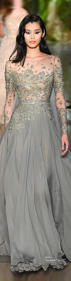 Celaena Yulemas Ball (Elie Saab Spring 2015 Couturel