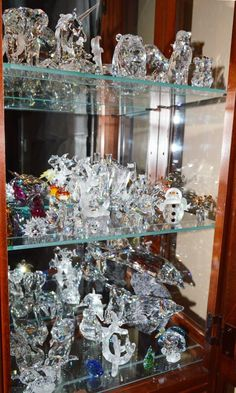 My own personal Swarovski Collection