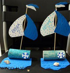 paidiki-kalokairini-kataskeui-5-mommyjammi Christmas Crafts For Kids To Make, Summer Crafts For Kids, Paper Crafts For Kids, Projects For Kids, Diy For Kids, Arts And Crafts, Kindergarten Crafts, Daycare Crafts, Preschool Crafts
