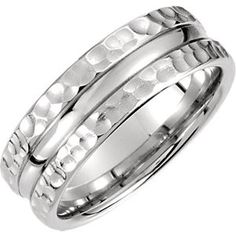Other Wedding Jewelry Bright Titanium 8mm Brushed Wedding Ring Band Size 11.00 Fancy Fashion Jewelry Gifts Jewelry & Watches