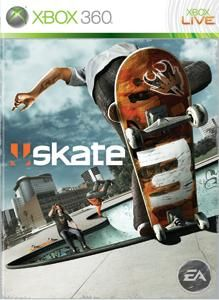 Skate 3 for xbox 360 I love the skate franchise and yet it frustrates me like no other game. Totally worth it when I land the tricks though(=
