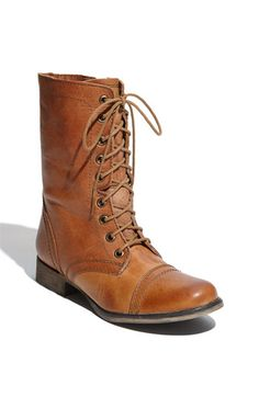 steve madden 'troopa' boot - i've lately been obsessing over combat boots for the fall