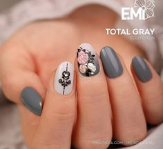 Nail Designs Gallery Idea tag for long acrylic nails or gel how to know which is Nail Designs Gallery. Here is Nail Designs Gallery Idea for you. Nail Designs Gallery tag for long acrylic nails or gel how to know which is. Nail Polish Art, 3d Nail Art, 3d Nails, Cute Nails, Nail Nail, 3d Nail Designs, Nails Design, Manicure, Floral Nail Art