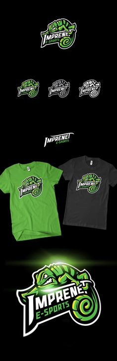 Imprenet e-Sports on Behance
