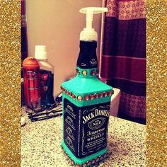 Jack Daniels soap despencer