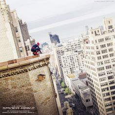 A big view for an even bigger hero.