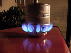 Backpacking Alcohol Stoves