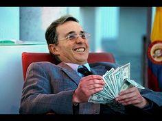 Alvaro Uribe ingresa a Lista ASESINOS DE LESA HUMANIDAD - YouTube