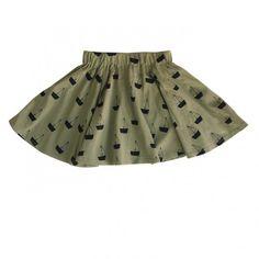 Bobo Chooses Sailboat Skirt