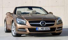 #MercedesBenz #SL.  El Roadster inspirador con líneas elegantes, y una gran calidad de los materiales.
