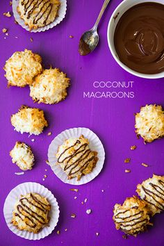 Coconut Macaroons | Cooking Classy