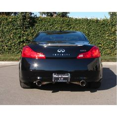 Tanabe Medalion Touring Exhaust Infiniti G37 Coupe (2008-2013) T70132A