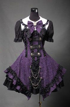 hooded pirate wedding dress - Google Search