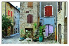Largentière ~ Ardèche ~ Rhône-Alpes ~ France