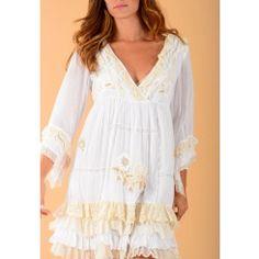 Antica Sartoria Dress 100% Cotton