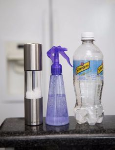 DIY Beauty Hacks - Make Your Own Salt Spray With Seltzer And Rock Salt - Cool Tips for Makeup, Hair and Nails - Step by Step Tutorials for Fixing Broken Makeup, Eye Shadow, Mascara, Foundation - Quick Beauty Ideas for Best Looks in A Hurry http://diyjoy.com/diy-beauty-hacks #easybeautyhacks