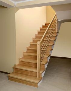 Znalezione obrazy dla zapytania schody drewniane na beton Modern Stairs, Home Decor, House Staircase, Staircases, Decoration Home, Room Decor, Home Interior Design, Modern Staircase, Home Decoration