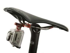Bike seat mount