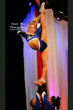 honestly, gabi butler. my favorite cheerleader. my dream is to go to worlds one day like her ;/ she's so amazing, i wish my needle was that good.<33333 i love you gabi!
