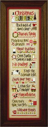 Lizzie*Kate Christmas Rules - love this!