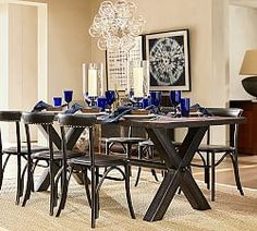 All Dining Room & Kitchen Furniture | Pottery Barn: #LGLimitlessDesign & #Contest
