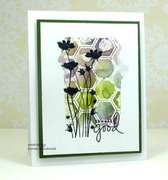 FS377, Garden Goodness by k dunbrook - Cards and Paper Crafts at…